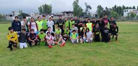 Escuela formativa de futbol DORADOS FC