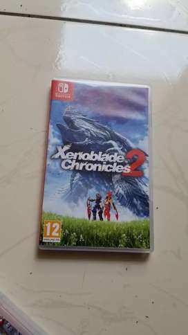 Xenoblade chronicles 2 switch como nuevo