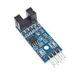 Módulo Sensor Encoder Velocidad De Herradura De Motor Lm393