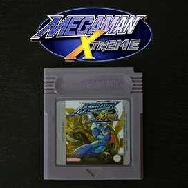 Juego MEGA MAN XTREME 1 para Nintendo Game Boy