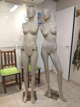 Maniquies  Mujer