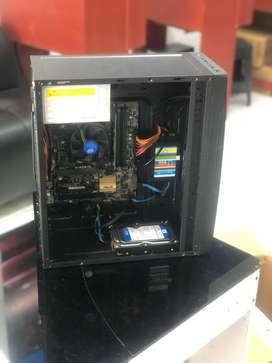Torre Gamer nueva Core I7 7700 Septima Generac