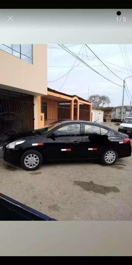 Vendo auto Nissan Versa