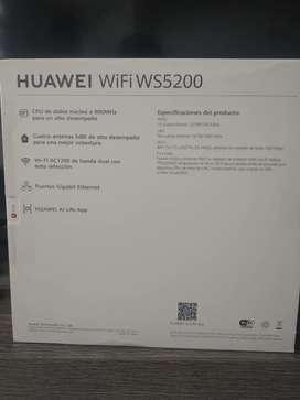 Módem Huawei wifiWS5200