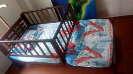 Se vende cama cuna barata