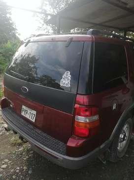 Venta de vehiculo for explorer 2002