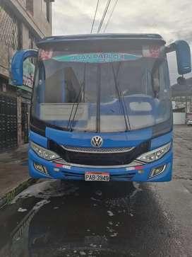 Bus urbano Coop Juan Pablo II Corredor sur oriental
