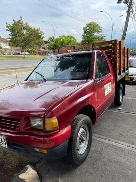 Chevrolet luv 1997 estacas pintura motor full