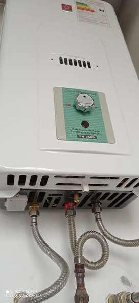 Venta de termas a gas SAKURA de 10 y 13 litros/min