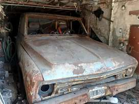 Vendo Pickup chevrolet brava año 72 para repuestos