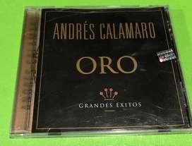 ANDRÉS CALAMARO / ORO Grandes Exitos