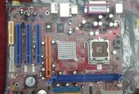 Mainboard Dual core o core 2 duo para repuestos