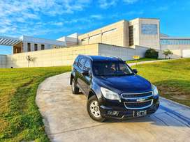 VENDO / PERMUTO / FINANCIO CHEVROLET TRAILBLAZER 2013