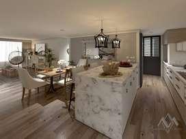 Apartamento 3 habitaciones, Conjunto residencial MARANDA