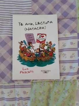 Libro Te amo, lectura por Luis Pescetti