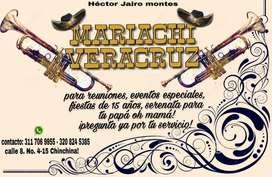 Mariachi Veracruz de Chinchina