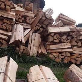 Venta de leña para chimeneas .hornos y azados y palos decorativos para chimeneas