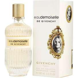 Perfume Givenchy Eua De Moiselle 100ml Mujer Eros
