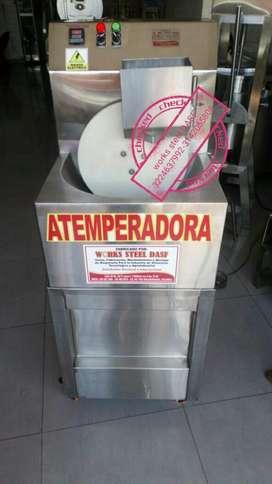 SILO  MESON HORNO  EMBUTIDOR Atemperador DOSIFICADOR  Tostadora Molino Refinador descascarilladora  mezclador