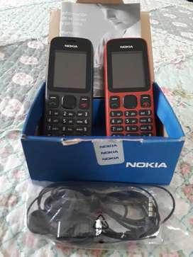 Ocasión 2 celulares Nokia