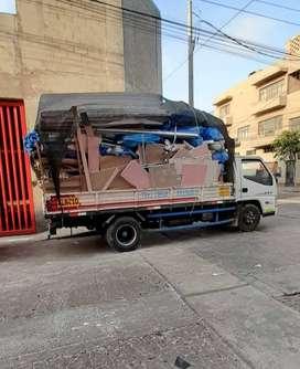 servicios eliminación de desmonte y taxi carga