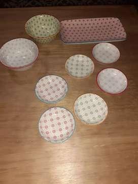 Bowls de cerámica