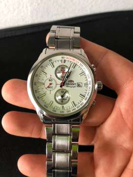 Reloj orient original crono
