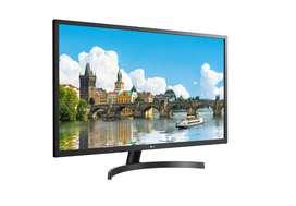 Monitor IPS Full HD de 32 Pulgadas LG