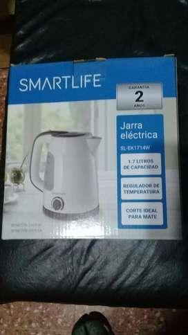Pava Electrica Nueva .1.7 Lts