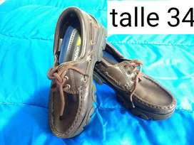 Zapatos colegial niño