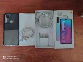 Celular Xiaomi Redmi Note 8 Global 64 Gb 4 Ram Garantía 12 M