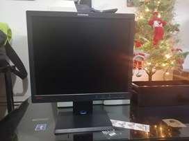 Vendo monitor Lenovo en perfecto estado