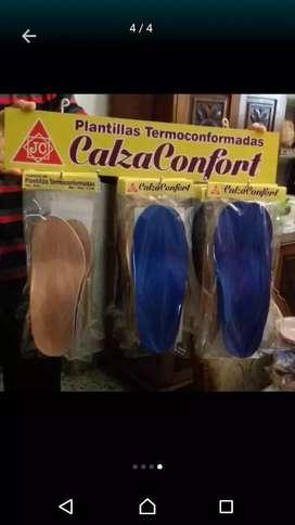 Plantillas termoconformadas