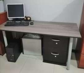 Venta escritorio y archivador