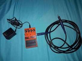 Pedal para guitarra eléctrica digitech