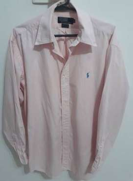 Camisa T:M/L- Polo- (detalle cuello para dar vuelta)