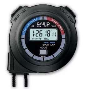 Vendo cronometro Casio sin uso Negociable