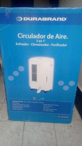 CLIMATIZADOR DE AIRE PORTATIL 3 EN 1