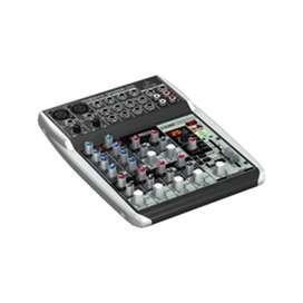 Behringer XENYXQX1002USB Consola Mezclador audio