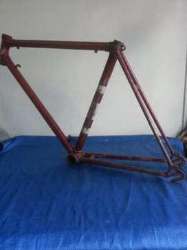 Cuadro de bicicleta rodado 16 si 16