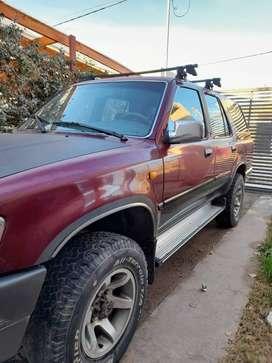 Toyota 4runner 1994. Un caño!!
