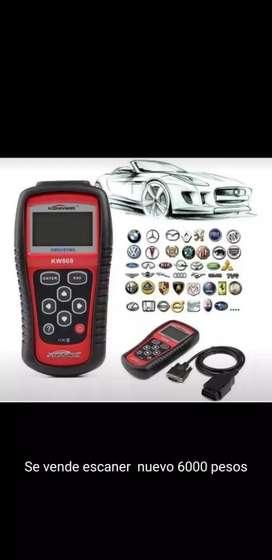 Escaner auto