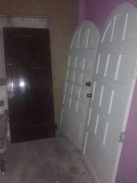 Puertas en buen estado 3 puertas