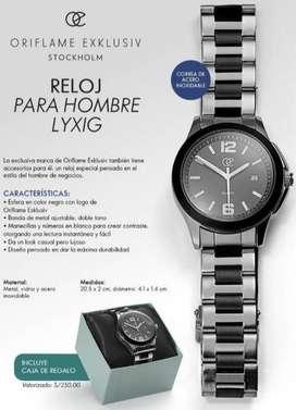 Se vende reloj de Oriflame EXKLUSIV sellado