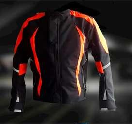 Chaqueta de protección para motociclistas impermeable