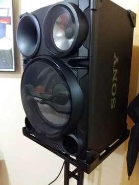 Sony Genezis 22000 de salida