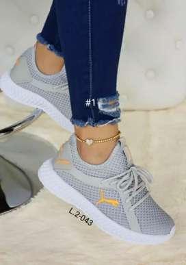 Zapato Tennis Deportivo Puma Para Dama