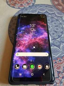 Vendo Samsung galaxy note 8 libre