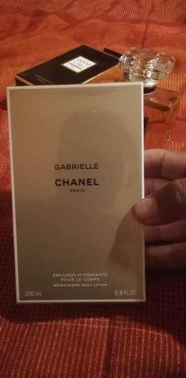 Perfume chanel paris