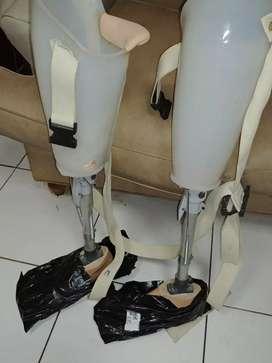 Par de Piernas, pilones ortopedica
